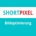 Shortpixel Bildoptimierung Anzeige
