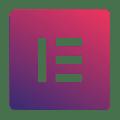 Elementor Page Builder Anzeige