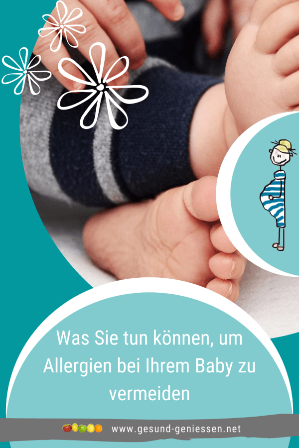 Pin Allergien vorbeugen