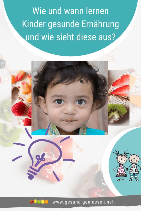 Pin gesunde Ernährung Kinder