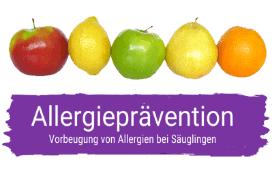 Onlinekurs Allergieprävention