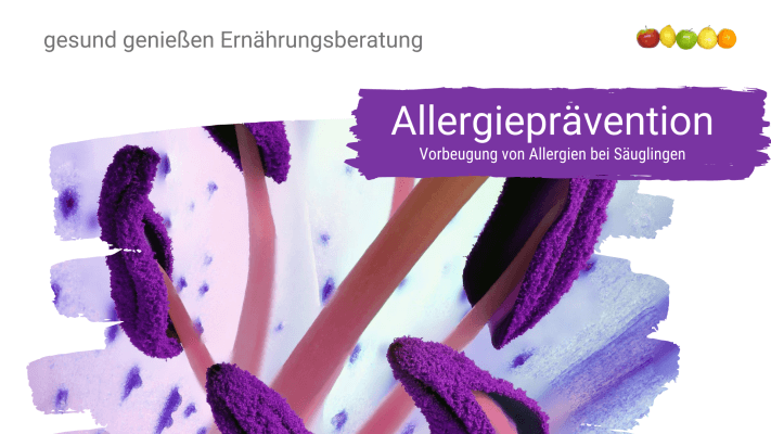 Onlinekurs Allergieprävention