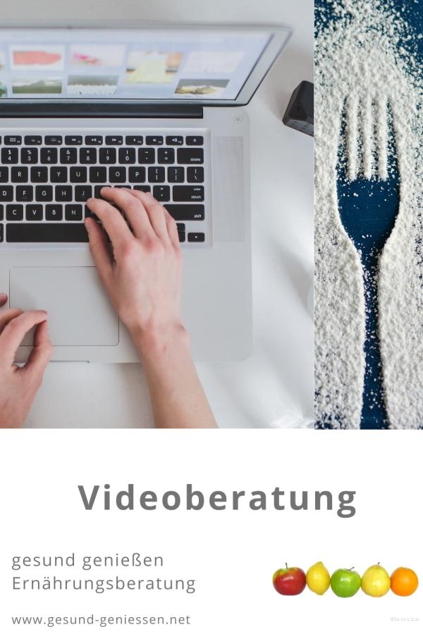 Pin Videoberatung