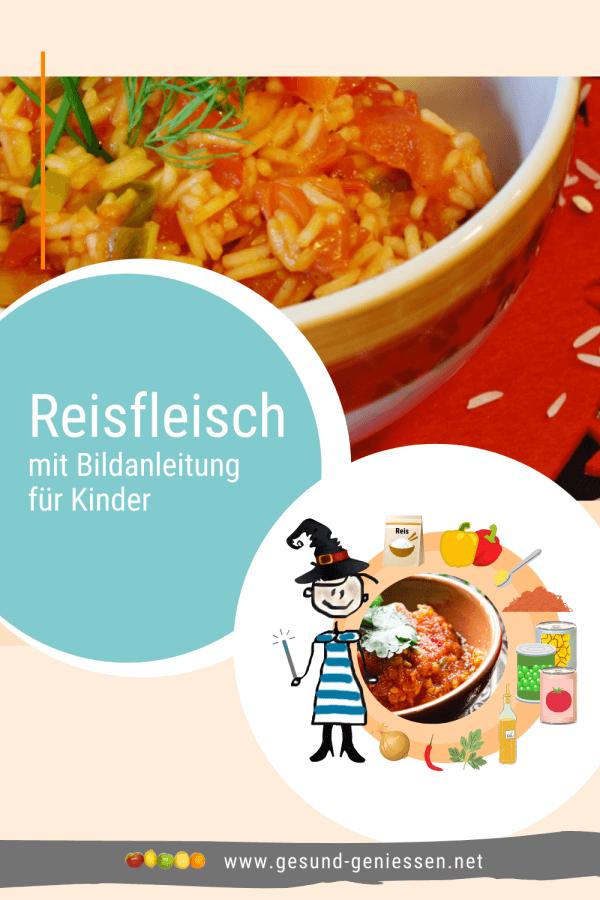 Pin Rezept Reisfleisch