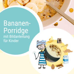 Rezept Bananen-Porridge