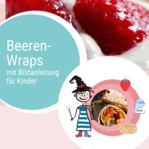 Rezept Beeren-Wraps