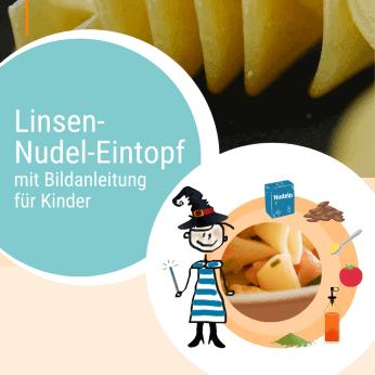 Rezept Linsen-Nudel-Eintopf