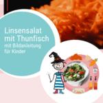 Rezept Linsensalat mit Thunfisch