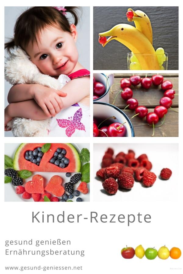 Pin Rezepte für Kinder