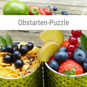 Obstarten-Puzzle-Spiel