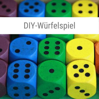 DIY-Würfelspiel