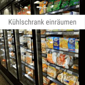 Kühlschrank einräumen-Spiel
